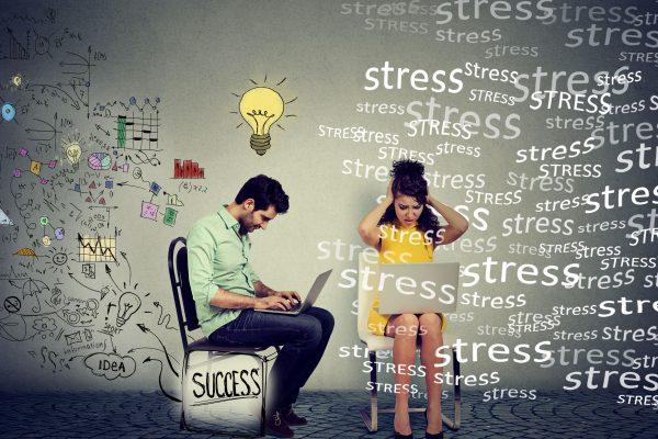 Stres – możesz sobie z nim poradzić.